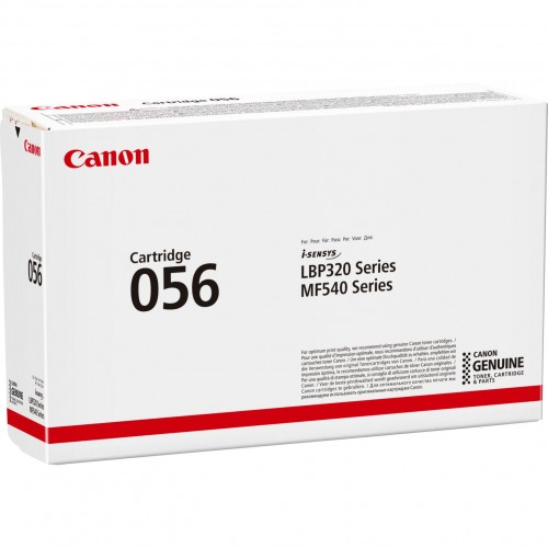 Cartus toner CRG-056 negru Canon original 10000 pagini