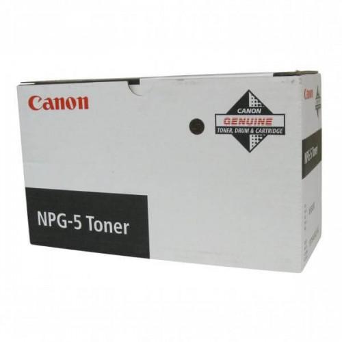 Cartus toner NPG-5 negru Canon original 13600 pagini