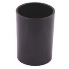 Suport instrumente de scris ARK 566, cilindru plastic negru