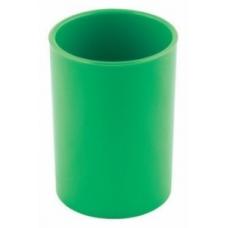 Suport instrumente de scris ARK 566, cilindru plastic verde