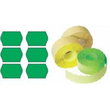 Etichete rola 26x16mm, 1000/rola, verde