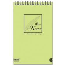 Blocnotes A5 50 file PIGNA, basic spira, matematica