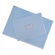 Hartie milimetrica A3 ROM, albastru, 100 coli/top