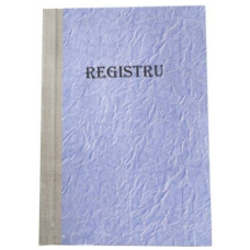 Registru A4 200 file NOVA Economic, dictando
