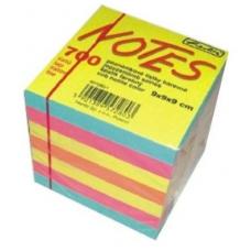 Cub hartie HERLITZ, 9x9cm, color, 700coli, 9930157