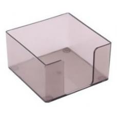 Suport cub hartie ARK cod 567 fume, 8,5 x 8,5 cm