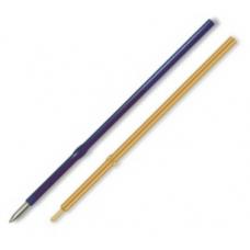 Rezerva pix X20 CNX,1079, HY-107, scurta, albastru, cu aripioare