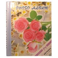 Album foto 40 pagini adezive, no.A1, coperta PVC1020 22,5x28 cm