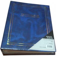 Album foto 200 poze 10x15cm ,coperta cartonata 1201-1, 20x15 cm