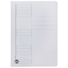 Dosar simplu STIL carton, alb