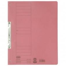Dosar carton incopciat 1/1 ELBA - rosu