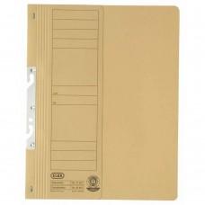 Dosar carton incopciat 1/2 ELBA - galben