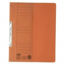 Dosar carton incopciat 1/2 ELBA - orange