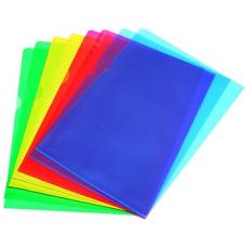 Folie de protectie A4 70 microni desch L NOKI,4810 albastru, set de 100buc