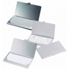 Port carti de vizita CNX, metalic aluminiu