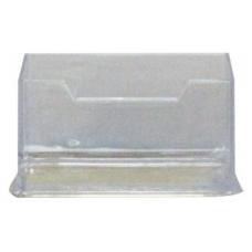 Suport carti vizita CNX, plastic transparent YY-020